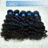 Deep wave natural hair wavy extension