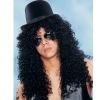 Deluxe Curly Rocker - Black