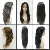 Different style full lace wig human hair/lace wig