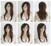 EWL-0189,synthetic hair front lace wigs/human hair wigs/full lace wigs/human hair mon wigs/fashion wigs/wigs/kanekalon wigs