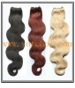 European Textured Remy Body Wave Weave Human Hair Extensions - SPECIALTY HAIR PRODUCT