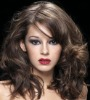 European classic wave style synthetic full lace wig