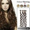 European remy virgin hair Micro loop ring hair extension