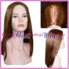 Extreme high quality 100%Mongolian virgin hair jewish wigs,kosher wigs