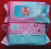 Face baby wet wipes