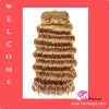 Factory Wholesales High Quality Human Hair Extension,Accept Paypal