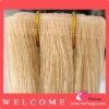 Factory wholesale high quality skin weft