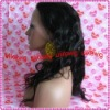 Fashion Body-wave 100%Indian remy human hair full lace wigs