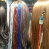 Fashion Hair Tinsel Extension in Different Colors