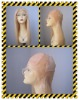 Fashion Idol Light Pink 100% Human Hair Full Lace Wig