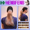 Fashion Synthetic blond Hair Ponytail