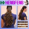 Fashion Synthetic hair ponytail clip claw