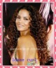 Fashion loose curl Malaysian hair extensions