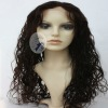 Fashion malaysian hair lace wig
