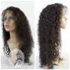 Fashion malaysian hair lace wigs