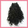 Fashion style human hair weaving virgin malaysian human hair extension