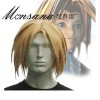 Final Fantasy IX 9 Zidane Tribal Cosplay/doll/party synthetic wig