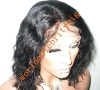 Free Style Full Lace Wigs From Virgin Remy Indian Human Hair