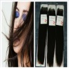 Full Cuticle and dyed freely virgin brazilian hair