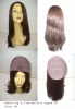 Full hand-knotting Human Hair Jewish Wig