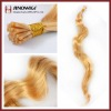 Golden Blonde Pre-bonded Hair Extension