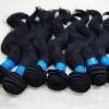 Grade AAA brazilian hair weave silky touch body wave