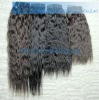 Grade AAAA 100% Natural wave Virgin remy hair weave extension