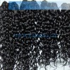 Grade AAAA Curly Brazilian natural hair product