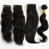 Grade aaa authentic different texture remy brazillian hair weft