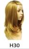 H30  wig gold wig fashion wig