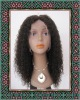 HOT AFRICA LADY BEST SELLING 100% INDIAN HUMAN HAIR MIDDLE PART WIGS