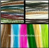HOT SELLING cheap price superb quality FEATHER HAIR extension
