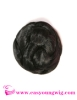 Hair chignon, wedding products dome
