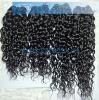 High grade Deep curly Brazilian remy human hair weft