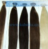 High quality I-tip virgin remy hair extension