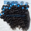 High quality Natural remy human hair  with factory price