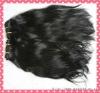 High quality human hair weft virgin Malaysian hair