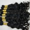 High quality nonprocessed raw brazilian human hair bulk