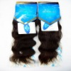 High quality peruvian hair weave 100gram