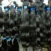 Homeage natutal herbal black hair top body wave brazilian