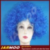 Hot Fashion synthetic fan sports wigs
