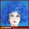 Hot Fashion synthetic football fans wigs