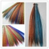 Hot Sale Feather Hair Extensions synthetic feather hair extension