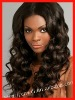 Hot Sale Natural Black Jerry Curl Indian Remy Hair Weave