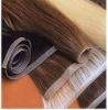 Hot Selling brazilian hair skin weft seamless hair extensions