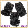 Hot sale 100%Remy hair extension,hair weave
