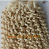 Hot sale #24 sprial curl 100% virgin brazilian hair weft fast ship accept paypal