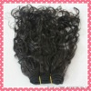 Hot sale AAA+ grade curly virgin Brazilian hair extension