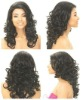Hot sale AAAA grade remy human hair full lace wig