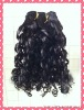 Hot sale Jerry curl 1b color Malaysian hair